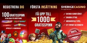 SverigeCasinoo